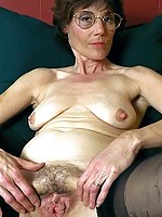 older women young men nude